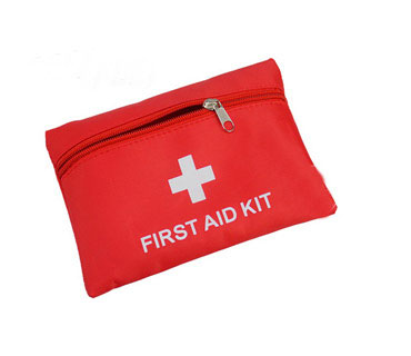 Offering First aid kit from