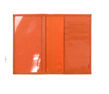 Offering pu leather passport holder(S2020)
