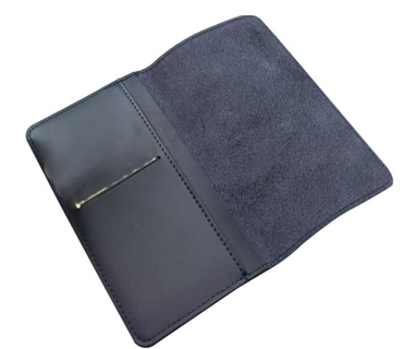 Offering genuine leather passport holder(S2022)