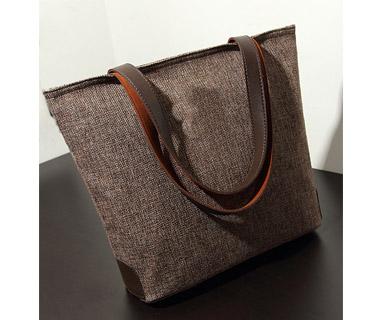 Offering jute shopping tote bag ( M50096)