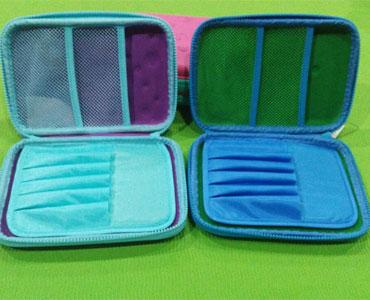 One layer EVA pencil case (E