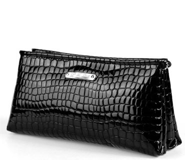 Fashion Pu leather clutch ba