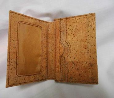 Cork card wallet ( CK0025 )