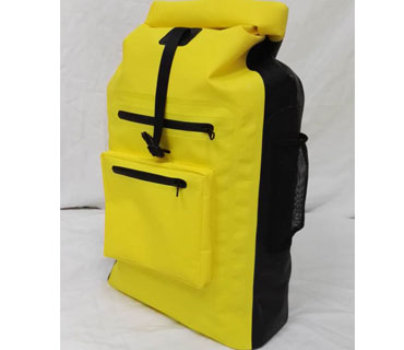 500D waterproof backpack with stronge straps( BP676)