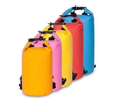 500D PVC heavy waterproof  rolled backpack (BP677 )