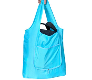 ECO-freindly Polyester Shopping Bag ( CK035)