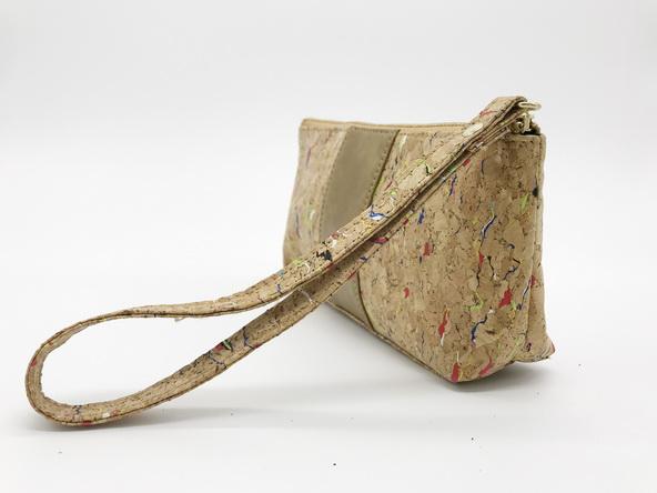 Natural Cork clutch bags ( A