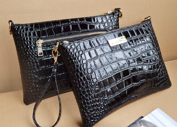 Leather clutch bags (( ALC13