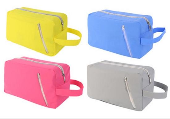 Waterproof beach shoe bag, t