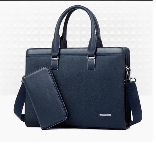 Leather men shoulder bag ( C