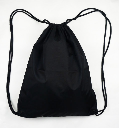High quality canvas drawstring backpack (DG1026)