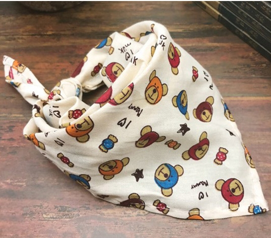 Custom designs wholesale pet bandana D1004