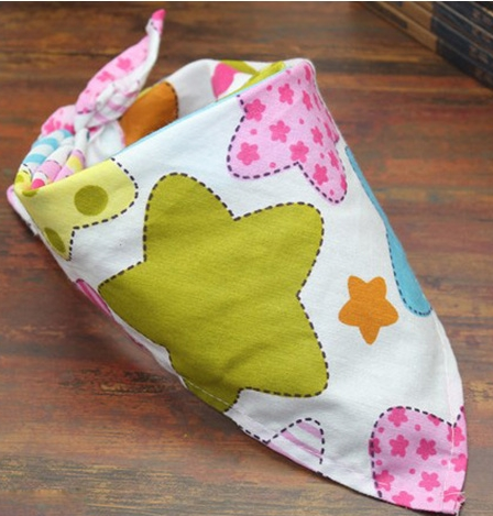 Cheap wholesale Single layer pet bandana