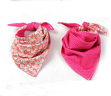 Lovely Wholesale high quality Pet Bandana