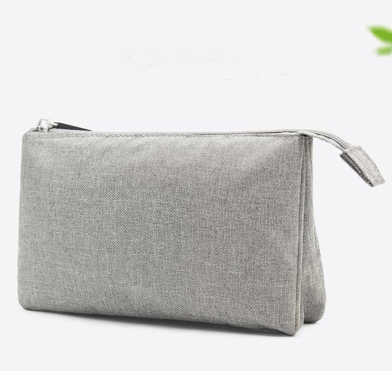 Cheap polyester zipper bag